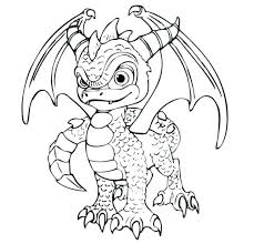 Skylander Coloring Pictures Coloring Pages Hot Dog Skylanders Skylander Coloring Pages Printable