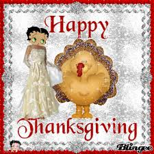betty thanksgiving happy thanksgiving betty boop fans tags