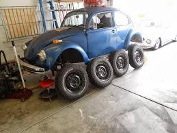 baja bug lowered the bug boys air soft bb u0027s to balance tires