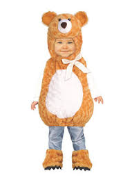 Baby Bear Halloween Costume Baby Bear Cub Infant Costume Wholesale Halloween Costumes