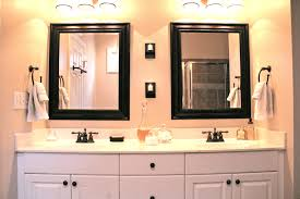 bronze mirror for bathroom oil rubbed bronze mirrors bathroom square doherty house