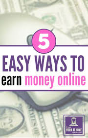 extra cash guide 5 easy ways to earn money online