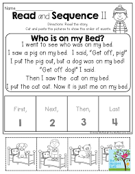 and sequencing story events printable 28 images 25 best ideas