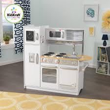 kidkraft modern espresso kitchen uptown espresso kitchen white