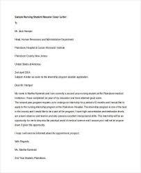 internship cover letter 10 free word pdf format download