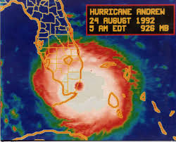 Pythons In Florida Map by Effects Of Hurricane Andrew In Florida Wikipedia