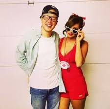 wendy peffercorn squints halloween couple halloween costumes