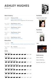 makeup artist online school make up a resume 8 freelance makeup artist sle resumes 13 made