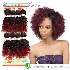 ombre human braiding hair human hair extensions loose weave weaves closure burgundy color