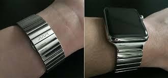 steel link bracelet images Juuk revo review modern apple watch link bracelet for under 200 jpg