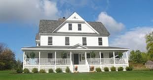 farmhouse wrap around porch best 25 wrap around porches ideas on front porches