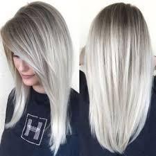 dark roots blonde hair 20 beautiful and trendy icy blonde hair ideas styleoholic