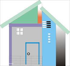 desain rumah corel desain desain rumah minimalis corel draw gambar membuat x5 mendesain