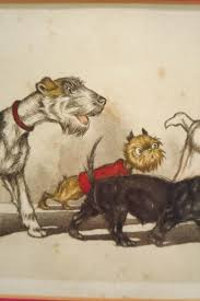 igavel auctions one drawing and three prints of animals l1bgh l1bgw