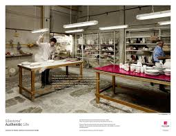 silestone print advert by bungalow silestone authentic life 5