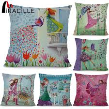 online buy wholesale girl pillow from china girl pillow miracille square 18