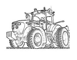 tractor color pages chuckbutt