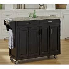 create a cart kitchen island home styles create a cart kitchen island with concrete top