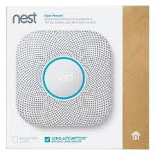 nest protect black friday nest protect 2nd gen battery smart smoke carbon monoxide