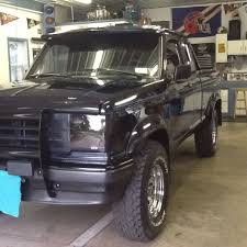 1990 ford ranger extended cab ford ranger extended cab 1990 blue for sale