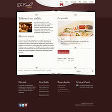 25 best html website templates for cafe bar u0026 restaurant web