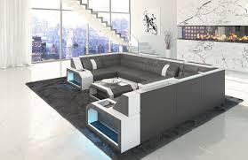 Moderne Sofa U Form Leder With U Form Great Sofa Dresden