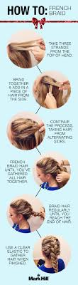 how to i french plait my own side hair how to build a pallet wood letter easy french braid braid