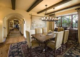 Tuscan Dining Room Decor by Dining Room Oval Dining Room With Mediterranean Dining Table