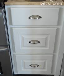 adding trim to cabinets easy and inexpensive cabinet updates adding trim to cabinets