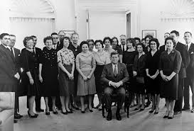 the women in kennedy u0027s white house here u0026 now