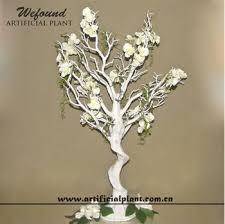 manzanita tree centerpieces white manzanita tree and flower wedding decoration centerpieces
