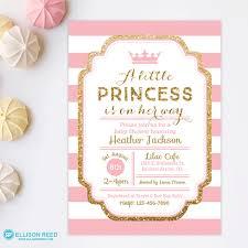princess baby shower invitations stephenanuno