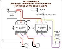 headlight wiring kits traxide rv traxide rv