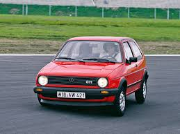 volkswagen golf 1986 volkswagen golf the hatchback king turns 40