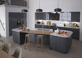 kitchens units with high gloss doors and free soft close hinges ebay