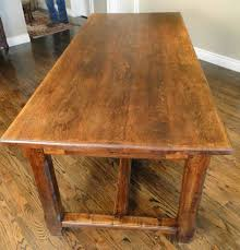 Antique Farm Tables by French Rustic Antique Farm Country Dining Provence Table With Old