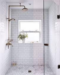 Tile Bathroom Designs Top The Subway Tile Bathroom A Classic Style Bathroom With Regard