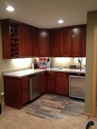 interior basement wet bar corner for stunning our finished small