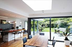 Ideas For Kitchen Extensions Dining Room Kitchen Extension Ideas Open Plan Dining Room Cheap