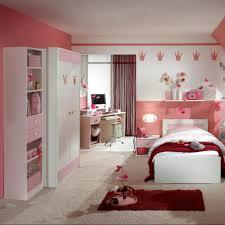 Schlafzimmer Cinderella Komplett Jugendzimmer Set Cinderella 6 Tlg Weiß Mit Rosa At48076