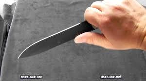 ontario kitchen knives rn9410bm ranger knives ranger shank youtube