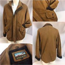 Leather Barn Coat Adler Leather Coats U0026 Jackets For Men Ebay