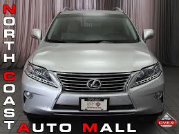 lexus new car inventory florida 2013 used lexus rx 350 awd 4dr at north coast auto mall serving