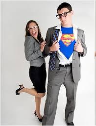 Clark Kent Halloween Costumes Clark Kent Lois Lane Cute Couple Costume Idea Style