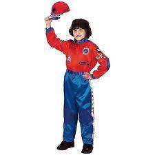 Kyle Busch Halloween Costume Race Car Driver Costume Kids Ebay
