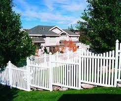 picket fences charming and vibrant vinyl picket fencing u2014 cookwithalocal home