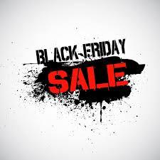 best blurry black friday deals grunge background for black friday sale vector free download