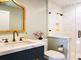 Navy Blue Bathroom Vanity Midnight Blue Bathroom Vanity With Mirror Top Bathroom