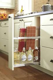 kitchen cabinet towel rack pull out kitchen cabinets base pull out towel rack cabinet pull down
