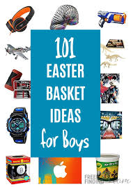 boys easter baskets 101 easter basket ideas for boys of all ages